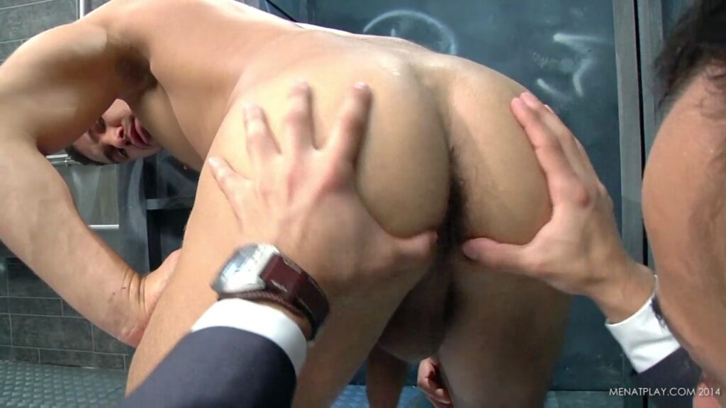 Hot gay scene this fabulous and bulky hunk 5