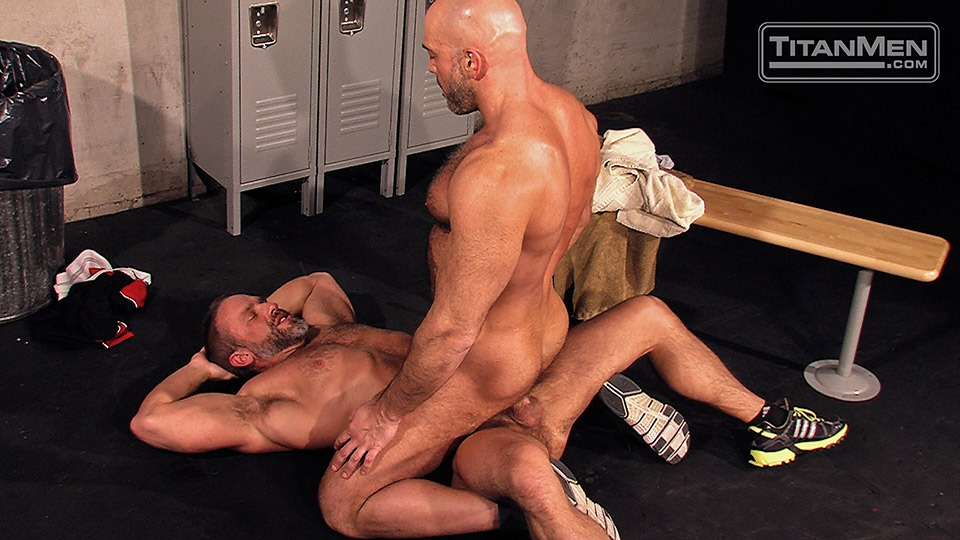 Gay hot bareback massive cum 7