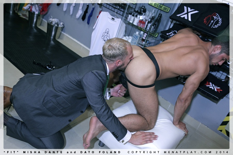 Dato Foland and Misha Dante 08