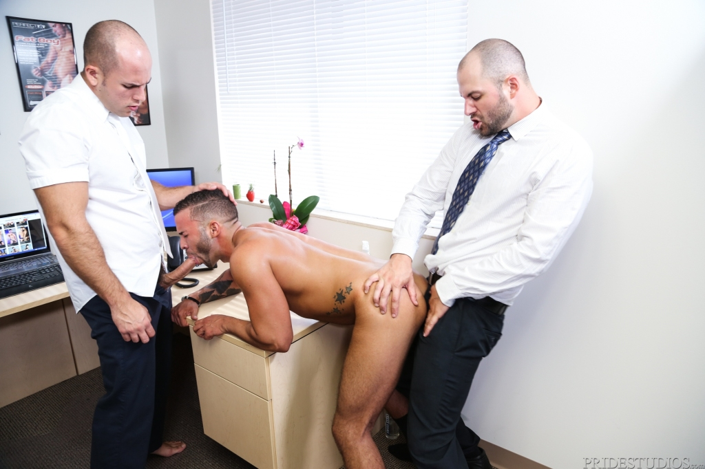 office worker gets fucked hard by his bosses 52426_12