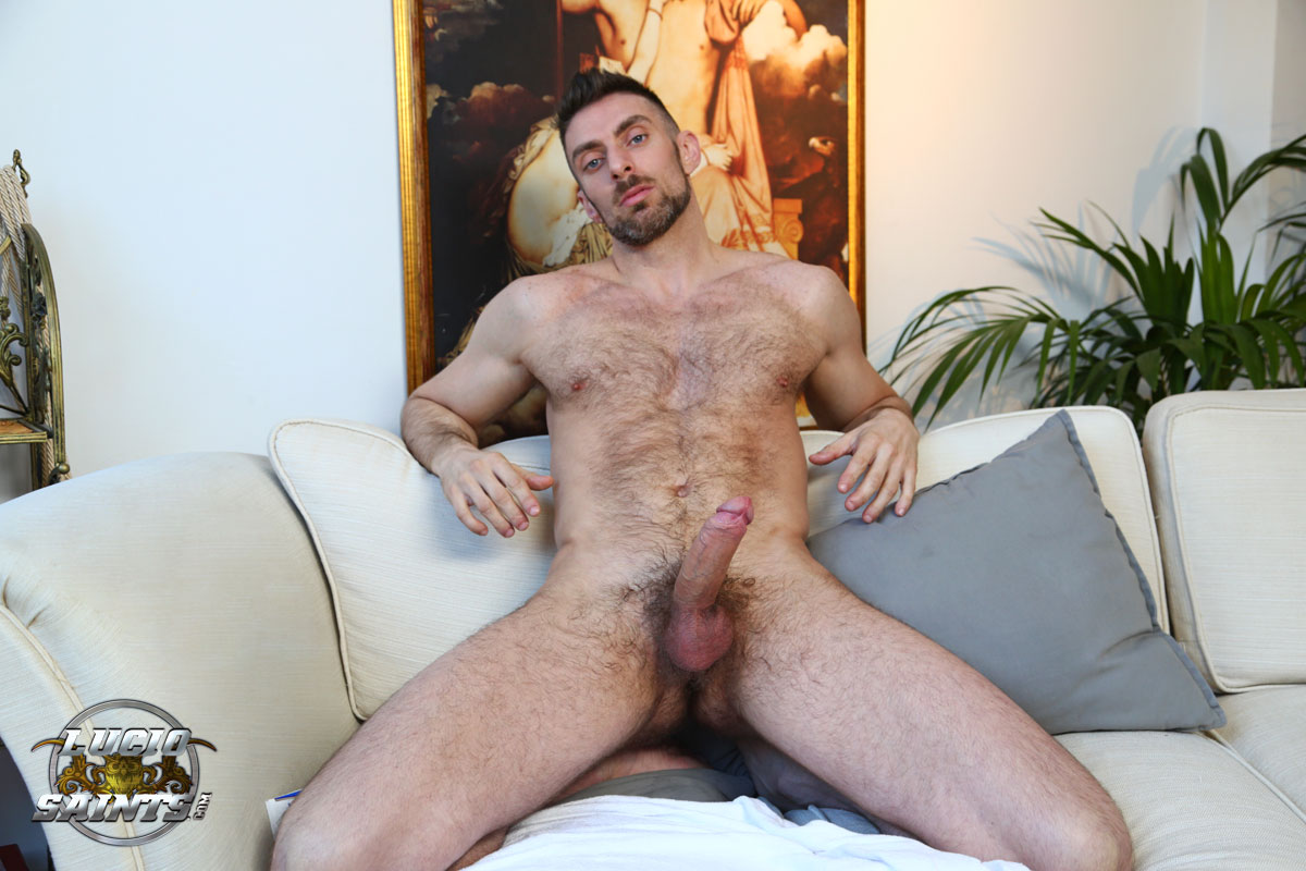 Carter Scott Masturbating Solo