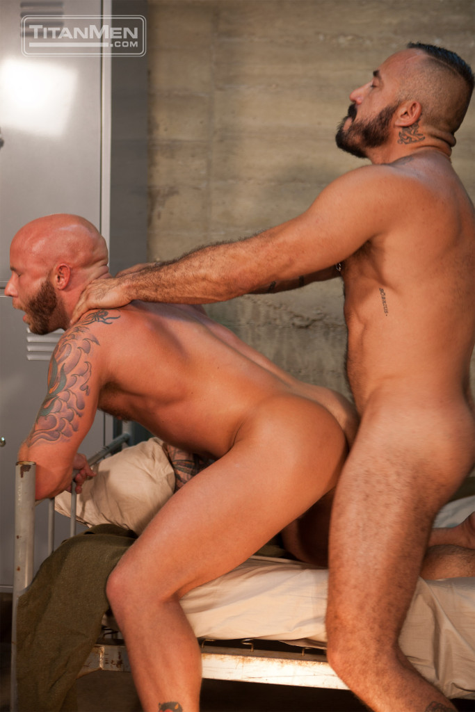 Alessio Romero fucks his roommate Drake Jaden 0069