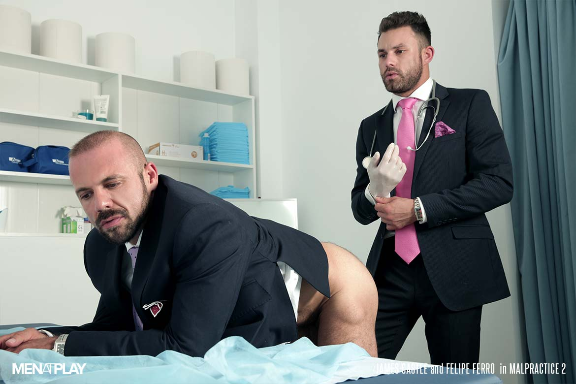 Play doctor gay xxx dr james told me that 2
