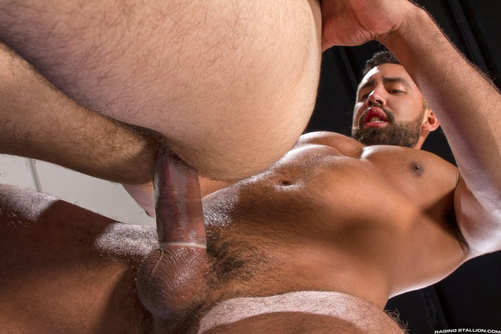 hot hairy gay video