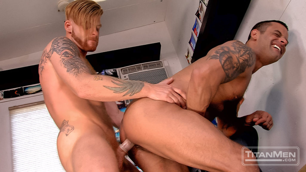 Bennett Anthony Fucks David Benjamin Hard 17
