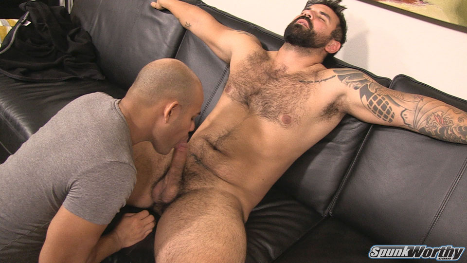 Furry chested Freddy serviced 06