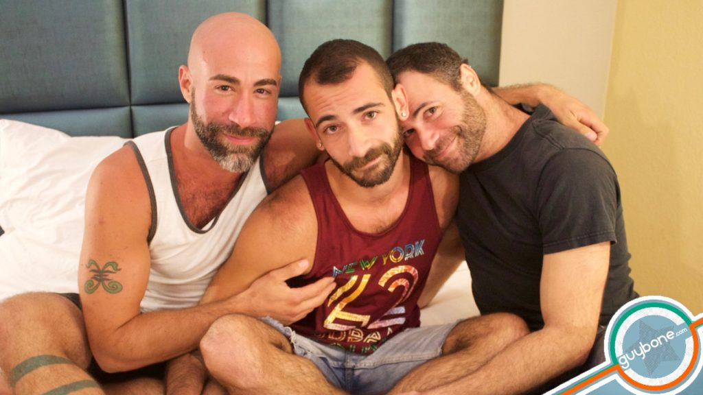Damon Andros, Dusty Williams, Stephen Harte01